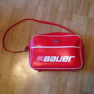 Vintage Bauer carry on/flight/airline bag ✈️
